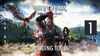 The Witcher 3 - Wild Hunt Modding - Modding Tools