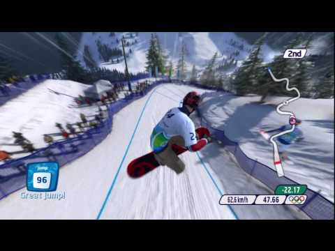 Vancouver 2010 (PS3) Snowboard Cross