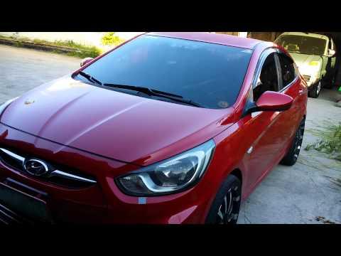 XXR in Hyundai Accent