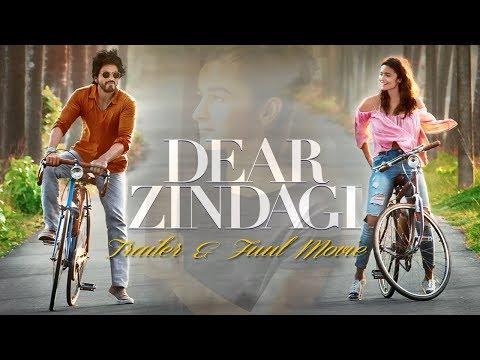 Dear Zindagi (2016) Official Trailer