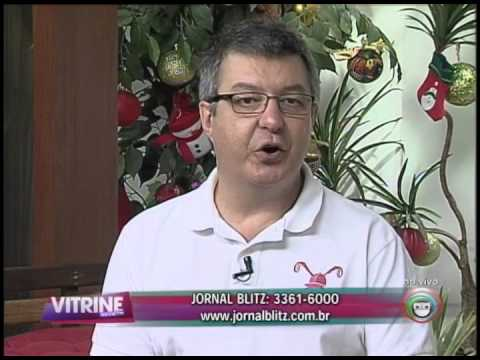 Prof. Dilson e Lu Oliveira - Jornal Blitz