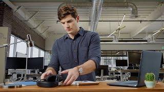 YouTube Video VBMnxc7S5eQ for Product Sennheiser MOMENTUM 3 Wireless Headphones by Company Sennheiser in Industry Headphones