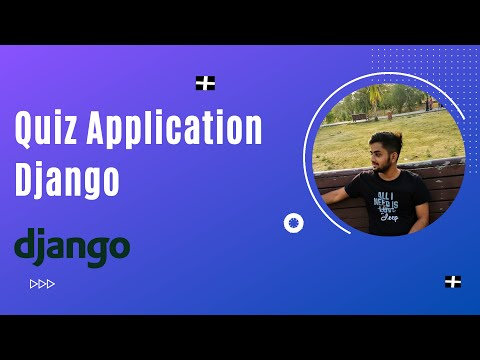 Quiz Application Django | Create  a Complete Quiz Application from scratch | Part -3 thumbnail