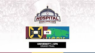 QPR 2018 Grand Final: University of Queensland v GPS