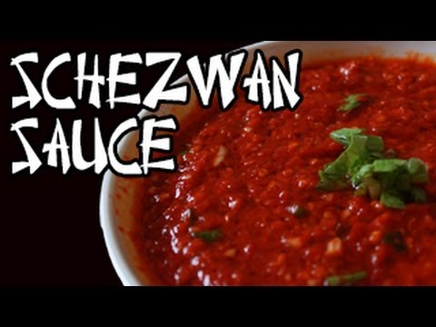 How To Make Schezwan Sauce