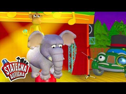 Statečná autíčka - Nejlepší z sezony | Kreslené pro Děti | Animované pro Děti