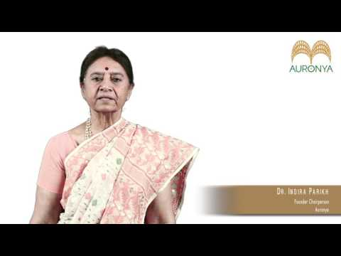 Message from Dr. Indira Parikh
