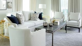 Interior Design — Brian Glucksteins Luxury Condo Decor Tips