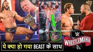 'Bada JHATKA Wrestlemania 36 Night 2 Me😲' Drew Wins WWE Title, Edge Firefly Wrestlemania Highlights