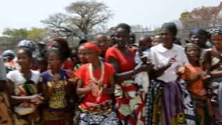 Huila Traditional Dance, Angola
