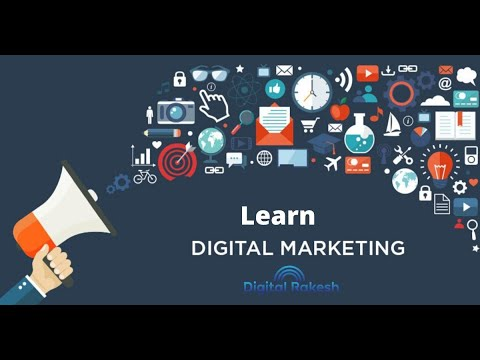 Digital Marketing Online Training Course in India