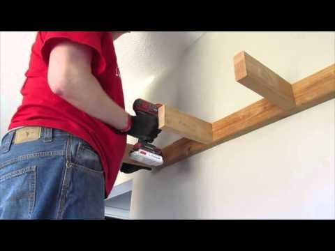 HOW TO BUILD FLOATING SHELVES (HOUSEOFMEIS) DIY Mp3