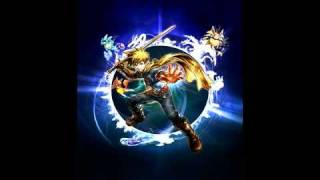 Golden Sun Dark Dawn OST: Belinsk Ruins - Luna Tower Complex