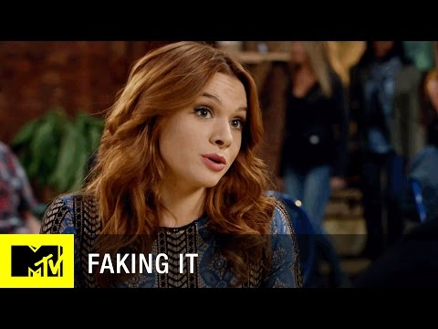 Faking It 3.09 (Clip)