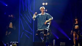 Justin Bieber   What Do You Mean? (Radio 1's Teen Awards 2015)