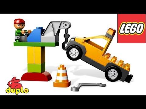 Vidéo LEGO Duplo 6146 : La dépanneuse