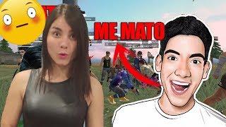 ME MATA TheDONATO Y GANA La PARTIDA DE Esta MANERA - *EPICO* CONTROL TOTAL - FREE FIRE
