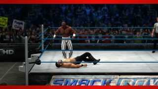 WWE 2K14 Entrances & Finishers Videos: Virgil