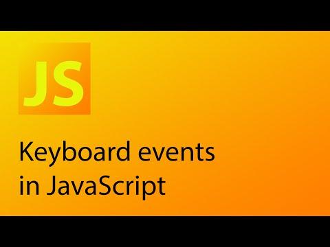 mp4 Javascript Keyup Event, download Javascript Keyup Event video klip Javascript Keyup Event