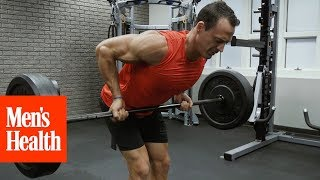Back And Biceps Workout By Jeremy Scott | Mens Health