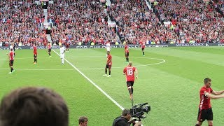 A DREAM DAY! SCHOLES, EVRA AND MORE