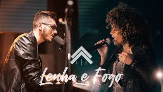 Lenha E Fogo   Casa Worship (Clipe Oficial)