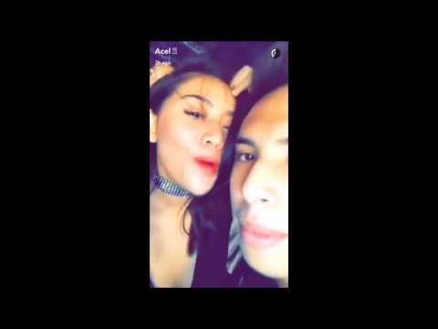 Rachel Vennya dan Niko ke DWP Bareng 2017 Part 1