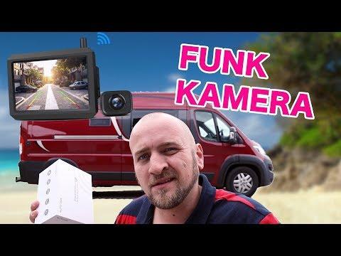 """✅Selbst FUNK RÜCKFAHRKAMERA NACHRÜSTEN UND SELBST EINBAUEN """"Wohnmobil : Caravan"""