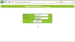 Resource Server URCHTTP UIPM Client Upload Tutorial