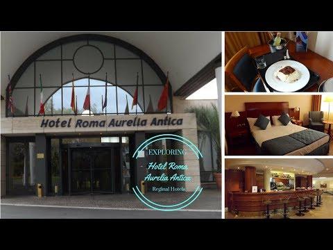 EXPLORING HOTEL ROMA AURELIA ANTICA, ITALY