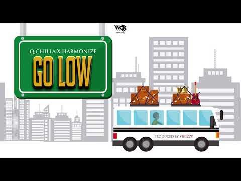 Q Chilla X Harmonize – Go Low (Official Audio)