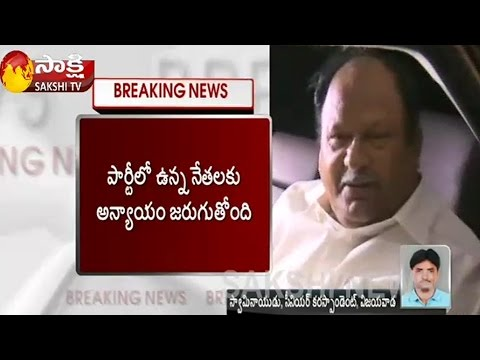 TDP Group Politics: Gottipati Ravi Kumar Vs Karanam Balaram