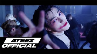 Musik-Video-Miniaturansicht zu The Black Cat Nero Songtext von Ateez