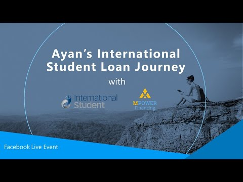 Ayan's International Student Loan Journey