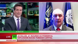 Ricardo Baretzky talks to RT on the terror attack in Ankara