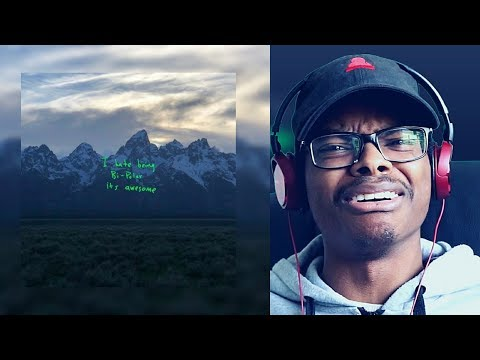 "WOAH! | Kanye West – ""Ye"" Full Album 