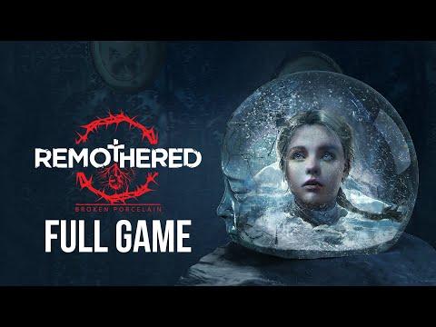 Remothered: Broken Porcelain - Gameplay Walkthrough (FULL GAME)