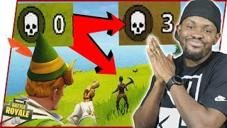 HOW TO GET FREE EASY KILLS EVERY GAME GUARANTEED! - FortNite Battle Royale Ep.55