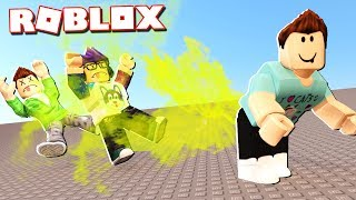 Roblox Adventure - DON'T BE KILLED BY THE DEADLY FART IN ROBLOX!? (Mega Fart Obby)