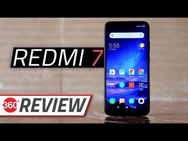 Xiaomi Redmi 7 Review | NDTV Gadgets360 com