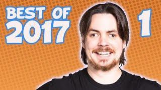 Best of Game Grumps 2017 - PART 1