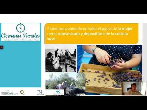 Buena Práctica de Innovación Social Rural: Cicerones Rurales - Curso Agente Rural de Innovación