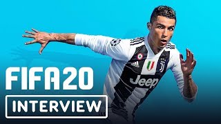FIFA 20: All the Major New Features Coming - IGN Live   E3 2019