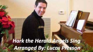 Hark the Herald Angels Sing--Lucas Presson