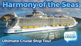 Harmony of the Seas - Ultimate Cruise Ship Tour