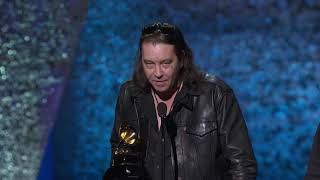 High On Fire Wins Best Metal Performance | 2019 GRAMMYs Acceptance Speech