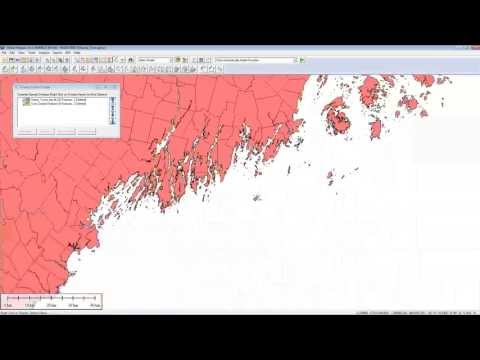 Add Google Maps or Google Earth Images in ArcGIS - Monde