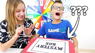 Last to Stop Making Slime Wins Mystery Box!