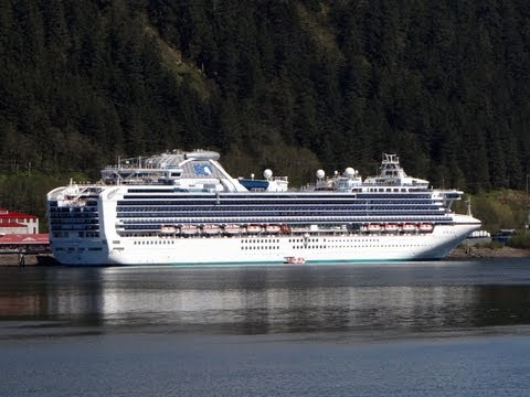 Sapphire Princess Cruise Ship Full Tour Review