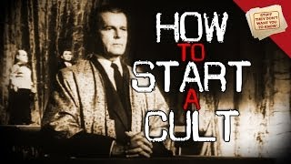 Could you start a cult?